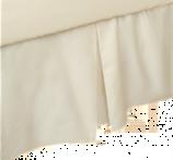 Natura Baby Bedding Organic Crib Skirt