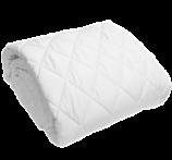 Natura Wash n' Snuggle Waterproof Wool Mattress Protector